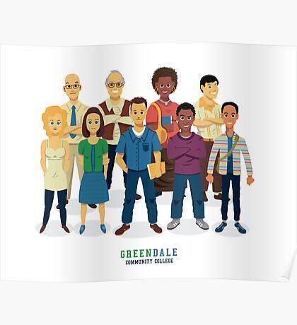 Greendale Poster