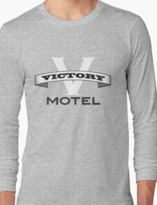 Victory Motel Long Sleeve T-Shirt
