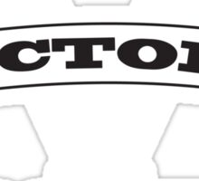 Victory Motel Sticker
