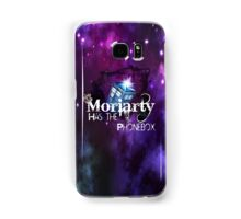 Moriarty has the Phonebox Samsung Galaxy Case/Skin