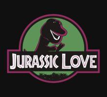Jurassic Love Baby Tee