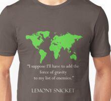 inverted gravity Unisex T-Shirt