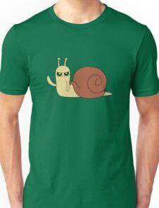Adventure Time snail possessed Unisex T-Shirt