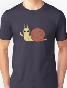 Adventure Time snail possessed T-Shirt