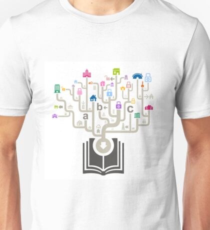 House the book Unisex T-Shirt