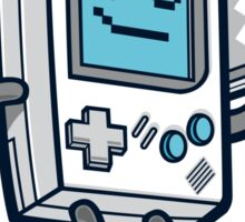 Gameboy Love Sticker