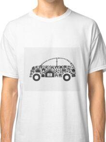 House the car Classic T-Shirt