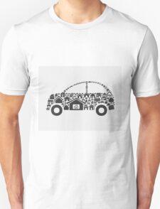 House the car Unisex T-Shirt