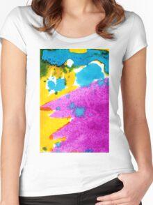 Zingsi Women's Fitted Scoop T-Shirt