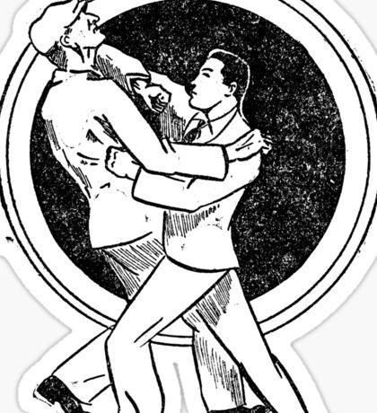 The Judicious Elbow Sticker