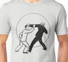 He's Got a Good Left! Unisex T-Shirt