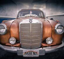 boxed-in-benz...... by Russ Styles