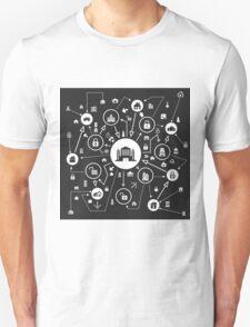 House the scheme Unisex T-Shirt