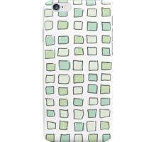 Sea Glass City Blocks iPhone Case/Skin