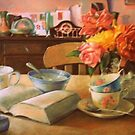Tea with Dame Julwha by Neale Sommersby