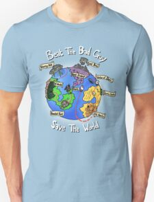 Save The World (Colour) T-Shirt