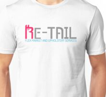 Re-Tail Store Logo Unisex T-Shirt