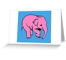 Delirium Tremens Greeting Card