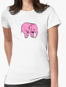 Delirium Tremens Womens Fitted T-Shirt