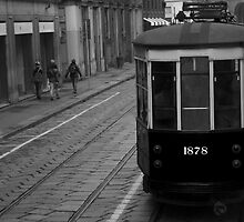 1878 Trolley - Milan, Italy by photolove