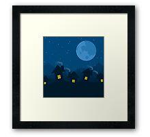 House5 Framed Print