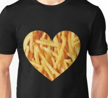 Fries Love Unisex T-Shirt