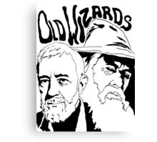 Old Wizards Canvas Print