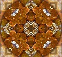 Aragonite Mandala by haymelter