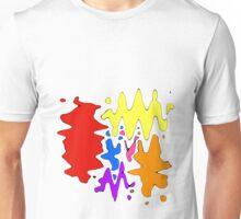 Splodged  Unisex T-Shirt