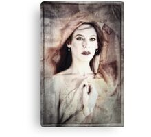 This Quiet That I've Chased Canvas Print