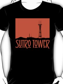 Tower of the Holy (2) T-Shirt
