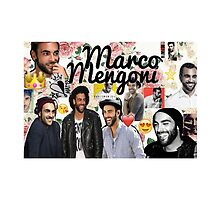Marco Mengoni collage by Marilynga