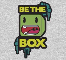 Be the Box Shirt One Piece - Long Sleeve