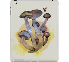 Magic mushrooms 1 iPad Case/Skin