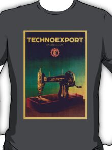 Vintage Techno Export USSR T-Shirt