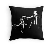 Game Of Thrones Pulp Fiction Throw Pillow