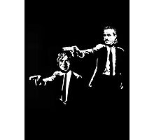 Game Of Thrones Pulp Fiction Photographic Print