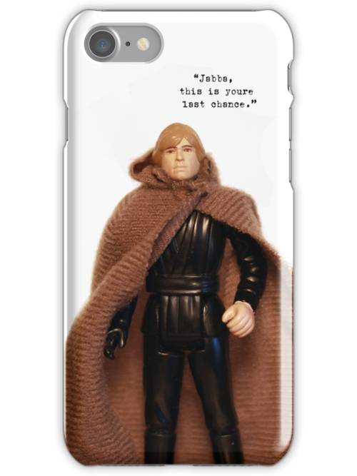 iPhone Case - Luke ROJ by fenjay