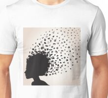 Head the girl meal Unisex T-Shirt