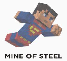 Mine of steel by Arthur M