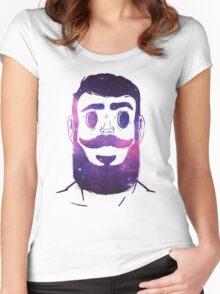 Stargazer Women's Fitted Scoop T-Shirt