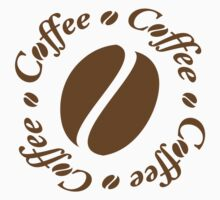 Coffee Bean Circle by Style-O-Mat