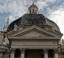 Chiesa di Santa Maria dei Miracoli, Rome, Italy by buttonpresser