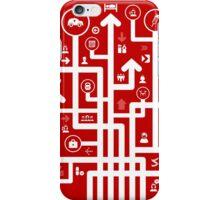 Arrow medicine iPhone Case/Skin