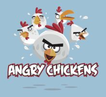 Angry Chickens 2 Kids Clothes