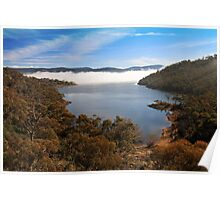 Lake Jindabyne, NSW Poster