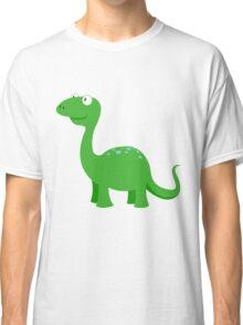 Bronty the Brontosaurus Classic T-Shirt