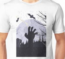 Hand from the earth Unisex T-Shirt