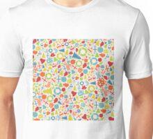 Background Christmas Unisex T-Shirt
