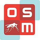 The New OSM Logo  by osddmalaria